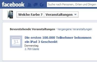 100.000 iPad 3