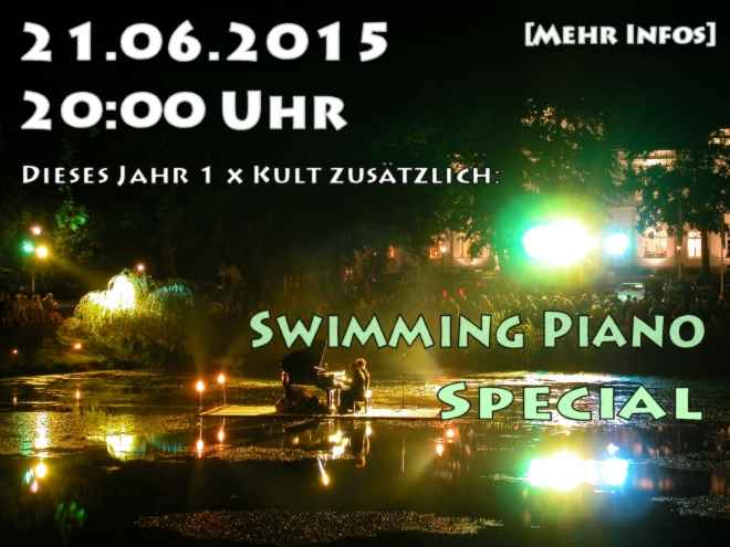 Foto Swimming Piano