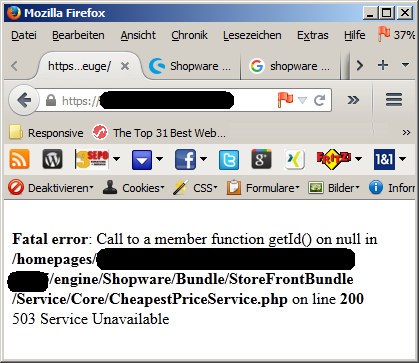 Screenshot :: Shop: Fatal Error