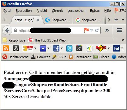 Screenshot :: Shop: Fatal Error
